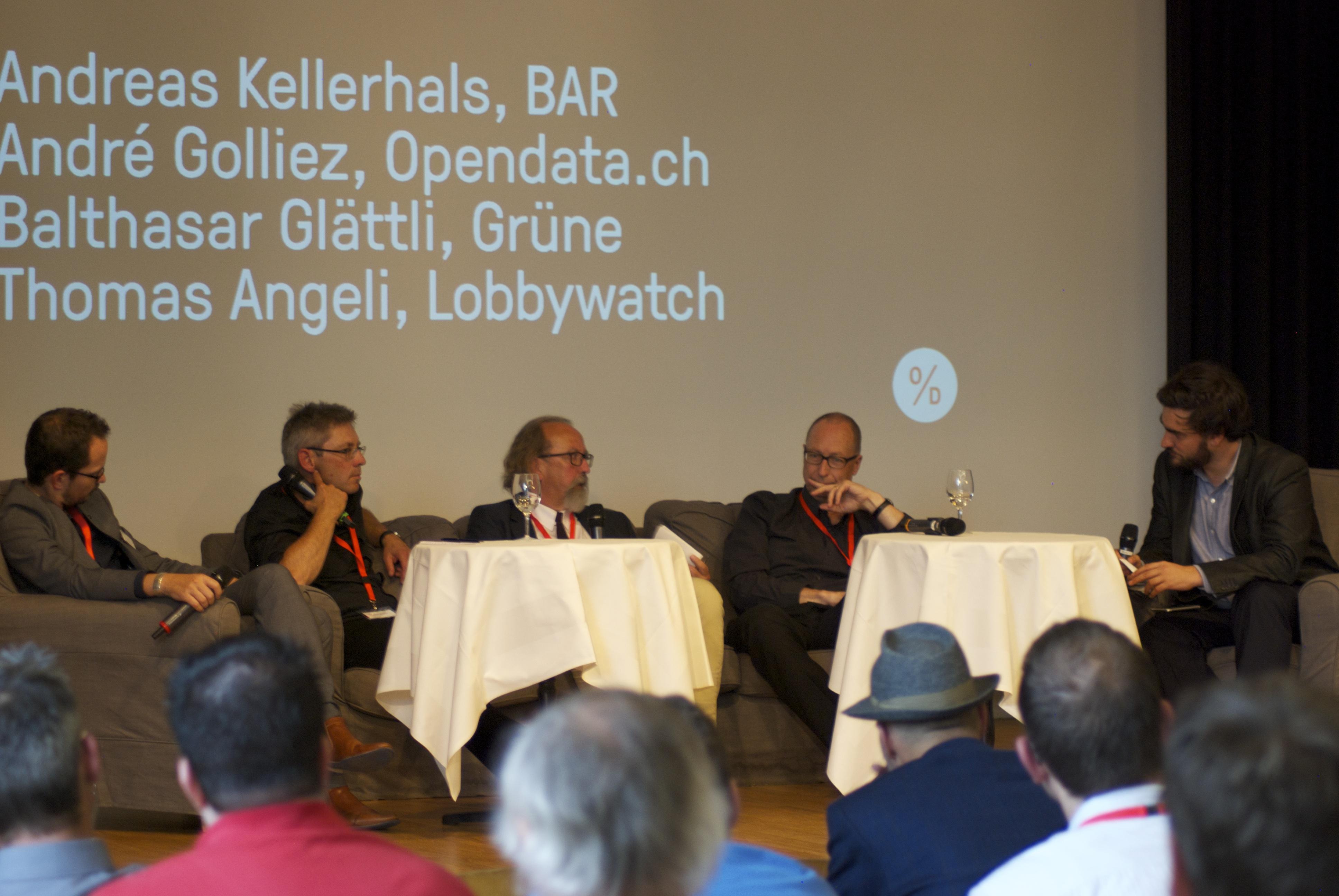 opendata.ch 2014 podium