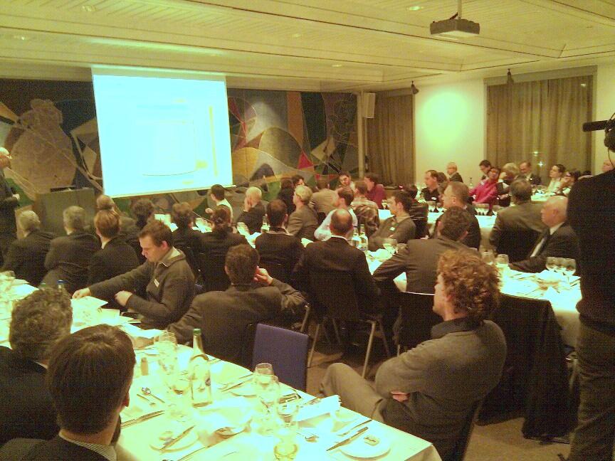OGD Parlamentarier-Dinner 2011