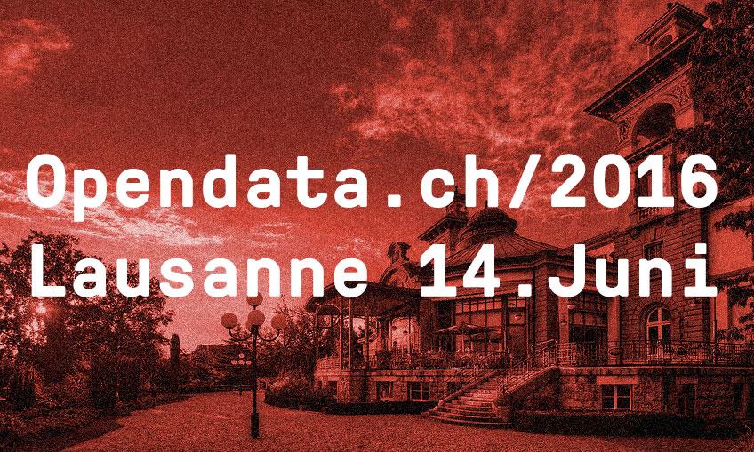 Opendata.ch/2016