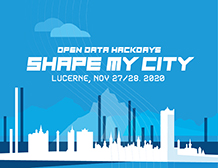 Open Data Hackdays – Shape my City | November 27-28 2020